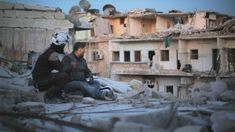 """""""Last Men in Aleppo"""" director Feras Fayyad might skip the Oscars after his producer and star are blocked from visiting the U.S. 