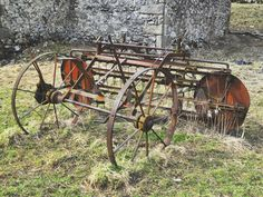 old farm machinery - Google Search