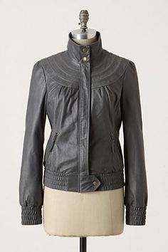 Cafe Racer Jacket by Idra Cafe Racer Jacket, Cafe Racer Motorcycle, Motorcycle Jacket, Cafe Racer Clothing, Anthropologie, Leather Jacket, Fashion Outfits, Clothes For Women, My Style