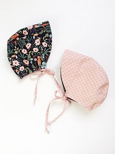 & months, Reversible Sun Bonnet, Rifle Paper Co/Peach by babyBbasic on Etsy Nape Of Neck, Rifle Paper Co, Alpaca Wool, Fashion Backpack, Peach, Sun, Floral, Cotton, Handmade