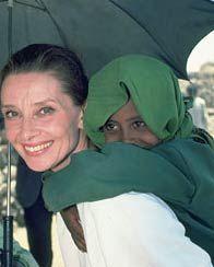 Audrey Hepburn, Humanitarian.