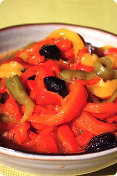 Cuisine pied-noire : Salade juive Moroccan Dishes, Vegetarian Recipes, Healthy Recipes, Oriental Food, Kosher Recipes, Jewish Recipes, 300 Calories, Bon Appetit, Entrees