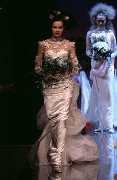 Ungaro Haute Couture Spring 1996