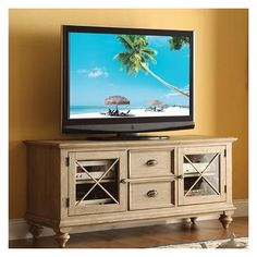 """Riverside Furniture Coventry 61"""" TV Stand 