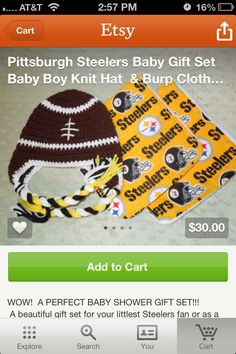 92 Best Steelers baby images  9e8adc689