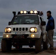 Suzuki Jimny Más