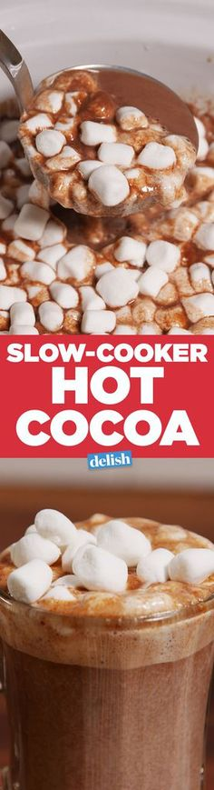 Slow-Cooker Hot CocoaDelish