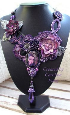 Jewelry jorney of Caroline Fung | Beads Magic