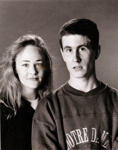 John Darnielle & Bassist Rachel Ware in 1994