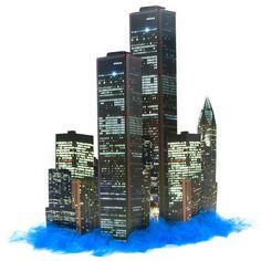 City Center Buildings Kit