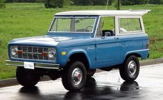 BroncoFix Are you LUBEd??? :: For the 1966-77 early Ford Bronco