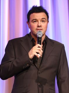 Realized while watching the Oscars that Seth MacFarlane is actually quite attractive.