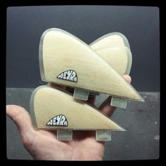 Balsa wood runners for quads. neyrafins@gmail.con