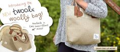 Have you seen our 100% #british #wool shopper? You can keep your plastic or imported jute thanks!