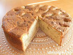 Banankake med rømme | Det søte liv Banana Bread, Cookies, Baking, Recipes, Rome, Crack Crackers, Biscuits, Bakken, Backen