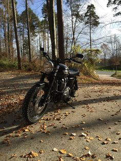 #Triumph #Bonneville #t100 I dig the Handle bars