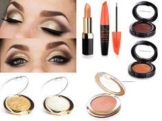 Oferta de MaquillArte con productos Golden Rose. 7 productos para que tu misma te hagas el maquillaje de la foto. MaquillArte, empresa de venta de cosméticos online. Web:http://www.makeupshadow.com Email: contacto@makeupshadow.com
