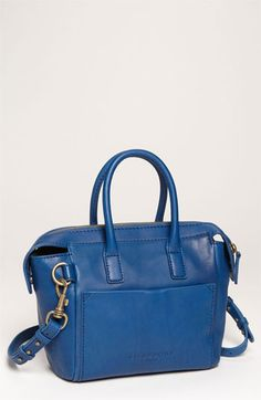 loving the ink-y saturation! Liebeskind 'Olbia' Satchel available at Nordstrom