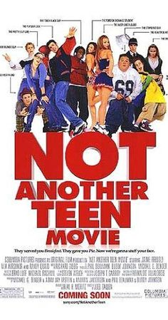 A sendup of all the teen movies that have accumulated in the past two decades.