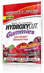 FREE Hydroxycut Gummies Sample on http://www.icravefreebies.com/