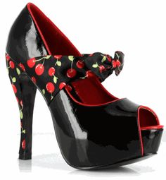 Cute Mary Jane Shoes by Bettie Page