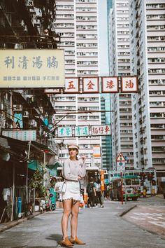 HONG KONG 5-16