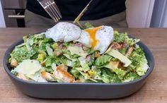 Σαλατα του καίσαρα Potato Salad, Potatoes, Ethnic Recipes, Food, Potato, Essen, Meals, Yemek, Eten