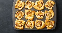 Spicy Chorizo Cups recipe - Thanks to their effortless firepower, you'll want to keep these in the rotation all party long.