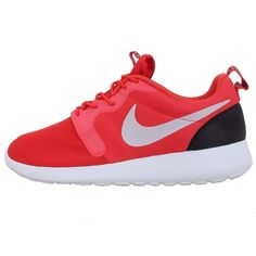 ... Nike Rosherun HYP Hyperfuse Roshe Run Red 2014 NSW Mens Casual Running  Shoes http:/ ...