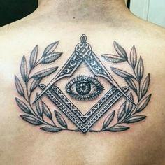 #SkinEvolutionTattoo #KONOMI #konomiangel #tattoo #blackandgray #realistic #portrait #Eyeofprovidence #Freemasonry #タトゥー #プロビデンスの目 #フリーメイソン