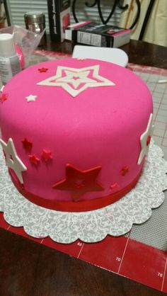 American Girl Cake-Artsy Sweets by Rovee