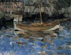 2006. Nice. B. Morisot. Le port de Nice