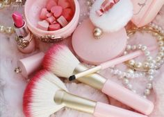 Etude House Entoinette Collection - the blush beads are hearts ! :O