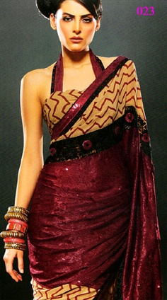 Indian Saree, Saree Blouse,