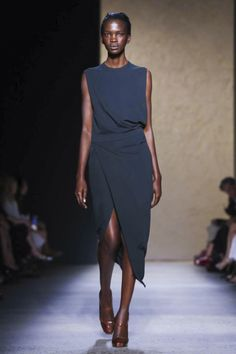 Look 8 - Narciso Rodriguez Ready To Wear Spring Summer 2016 New York - NOWFASHION