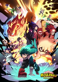 Want to discover art related to boku_no_hero_academia? Check out inspiring examples of boku_no_hero_academia artwork on DeviantArt, and get inspired by our community of talented artists. My Hero Academia Shouto, My Hero Academia Episodes, Hero Academia Characters, Anime Characters, Boku No Academia, Hero Wallpaper, Fanarts Anime, Boku No Hero Academy, Anime Shows