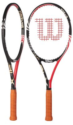 Wilson Six One Tour BLX Tennis Racket - Roger Federer 2011 Wimbledon, £180.00