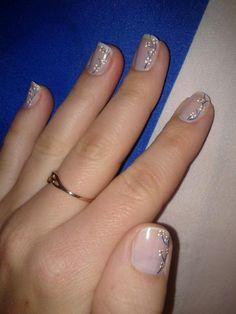 diseños de uñas naturales Cute Toe Nails, Get Nails, Hair And Nails, Kim Hair, Flower Nails, Creative Nails, Stylish Nails, Polish Girls, Simple Nails