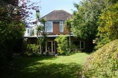 4 bedroom detached house for sale in Hove Park Way Hove East Sussex - Rightmove. East Sussex, Detached House, Property For Sale, Floor Plans, Cabin, House Styles, Plants, Home Decor, Homemade Home Decor