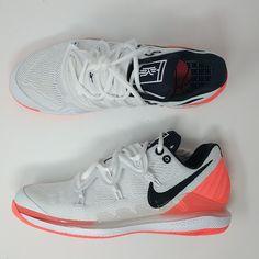 a584bd38104f7 Nike Air Zoom Vapor X Kyrie 5 Tennis Shoes Sz 9.5 New BQ5952-100