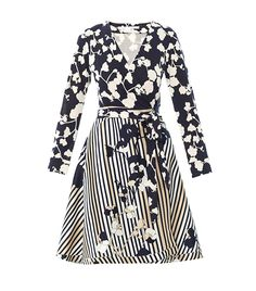 @Who What Wear - Diane Von Furstenberg Amelia Dress ($485)   If you're going to invest in one wrap dress, make it DVF.