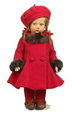 Princess Elizabeth's doll, Pamela, c.1935. [Image credit: Royal Collection Trust / (C) Her Majesty Queen Elizabeth II 2014]