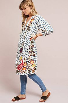 Emilie Embroidered Dress