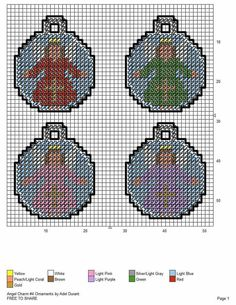 Plastic Canvas Ornaments, Plastic Canvas Crafts, Plastic Canvas Patterns, Christmas Balls, Christmas Crafts, Christmas Ornaments, Shamrock Template, Charity, Projects To Try
