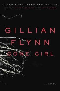Gone Girl, by Gillian Flynn - our first Book Club pic. Everyone loved it! Thought they did a great job with the movie; it was well cast. Gillian Flynn wrote the screenplay, which is rare. New Books, Great Books, Books To Read, Children's Books, Reading Lists, Book Lists, Reading Books, Gone Girl Gillian Flynn, Love Book