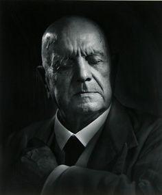 Jean Sibelius - Greatest Portraits Ever Taken By Yousuf Karsh - 121Clicks.com