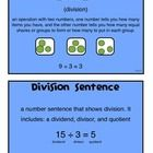Print on card stock, and laminate.  Use on your word wall.    I also made a copy of each word for each student on regular paper.   I keep two extra...