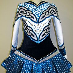 Kaleigh's new solo dress
