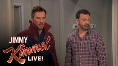 "[Video] Benedict Cumberbatch in ""Jimmy Kimmel Hires Dr. Strange"" sketch on Jimmy Kimmel Live. October 20, 2016. (2:27)"