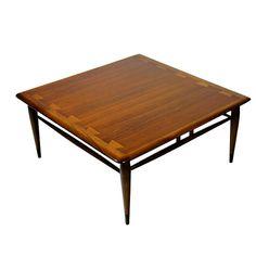 Mid Century Modern Lane Acclaim Coffee Table Vintage 1960u0027s